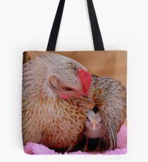 Ahhh.. My Little Sleeping Beauty - Silver-Duckwing - NZ Tote Bag