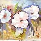 Spring blossoms by Maree Clarkson