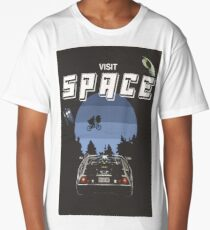 Visit Space Long T-Shirt