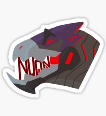 heard of me? Sticker