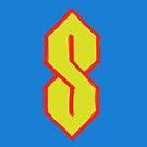 Yellow S by macragraphics