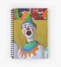 Cuaderno de espiral Payasos secundarios