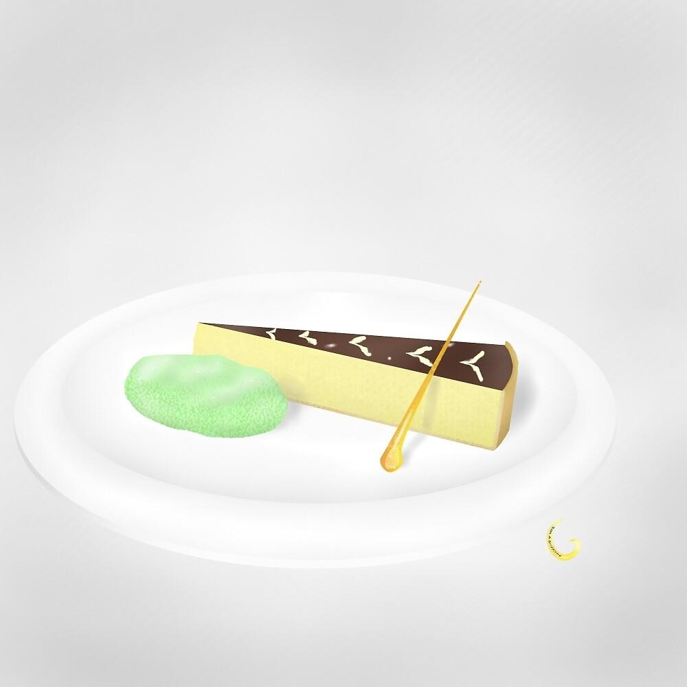 Lemon Tart by thebigG2005