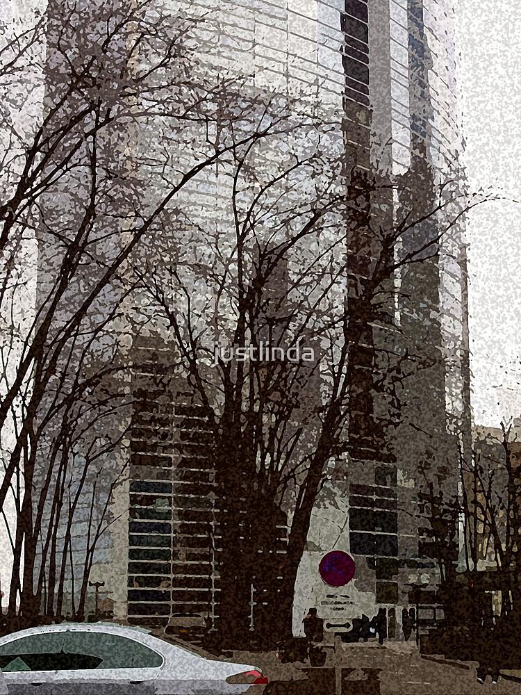 Urban Trees by justlinda