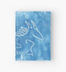 Blue Horse Hardcover Journal