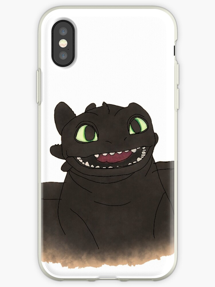 Toothless by withinadream