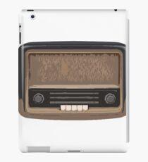 Vintage Radio iPad Case/Skin
