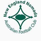 Nomads logo green by nomads