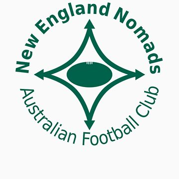 Nomads logo green by nomads