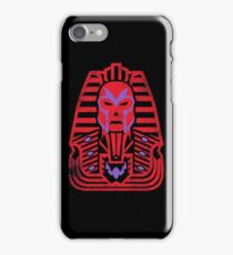 Pharaoh of Magnets iPhone Case/Skin