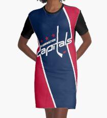 Washington Capitals Graphic T-Shirt Dress
