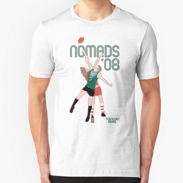 Nomads'08 Rucking Slim Fit T-Shirt