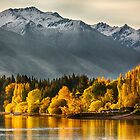 Wanaka in Autumn 1 by Charles Kosina
