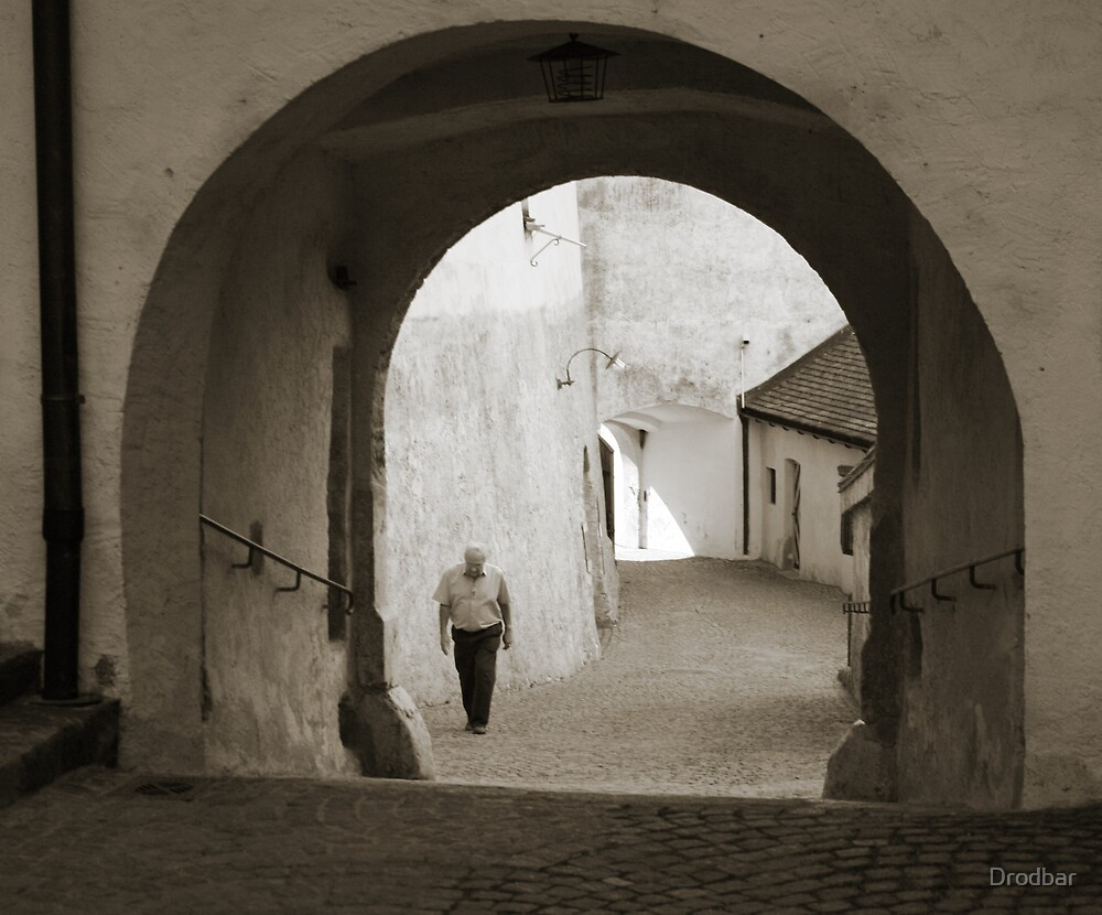 Old Man, Old Arch by Drodbar