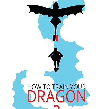 How To Train Your Dragon 2 by sergboy