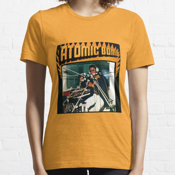 Bomba atómica Camiseta esencial