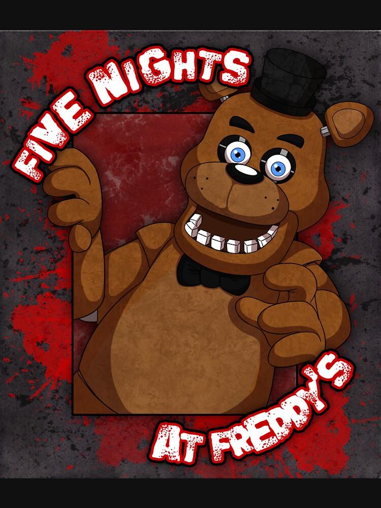 Freddy Fazbear by MacTonight