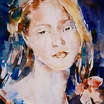 Beautiful Girl Painting - Art Gallery 100 by ballet-dance