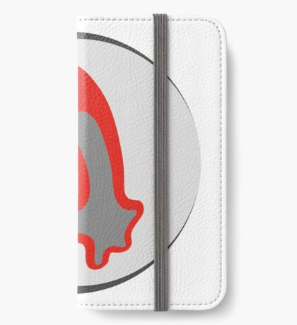 Repute Box logo iPhone Flip-Case