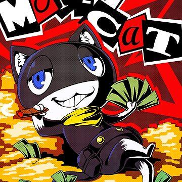 Money Cat by BigOrangeStar