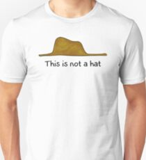 This is not a Hat Unisex T-Shirt