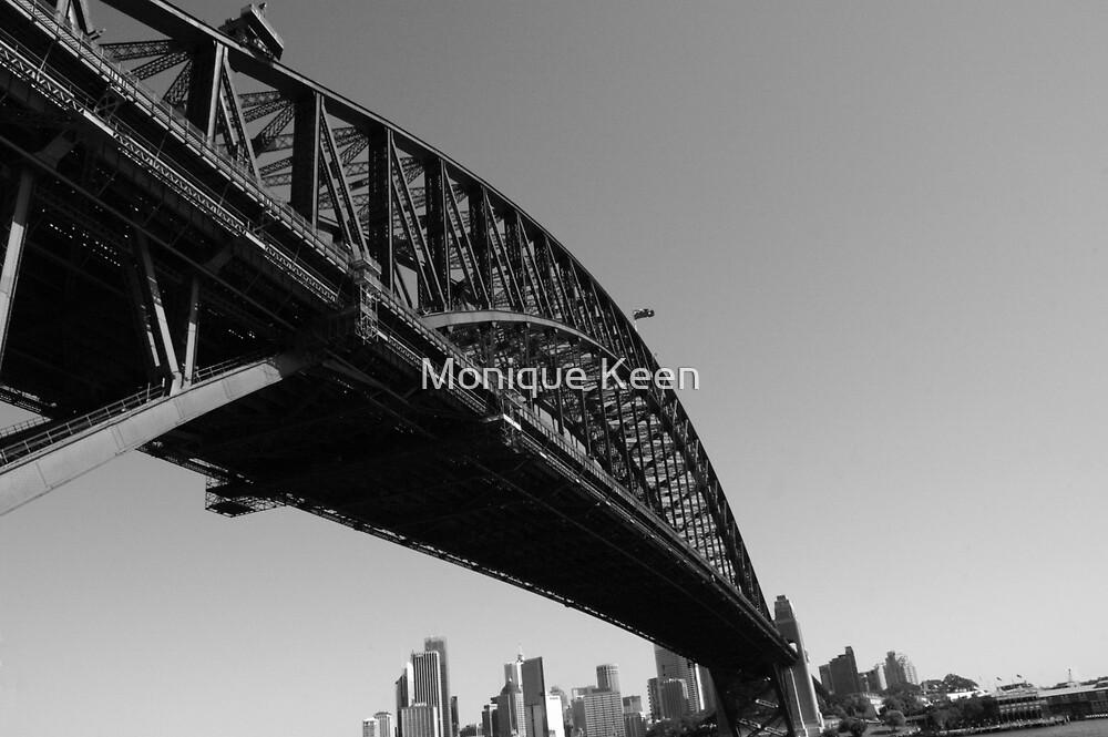 Sydney Harbour Bridge by Monique Keen