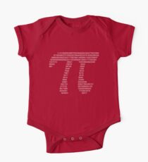 Pi (dark) Kids Clothes