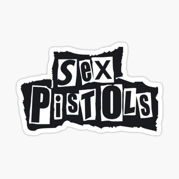 sex guns art by jefriaribae2 Sticker