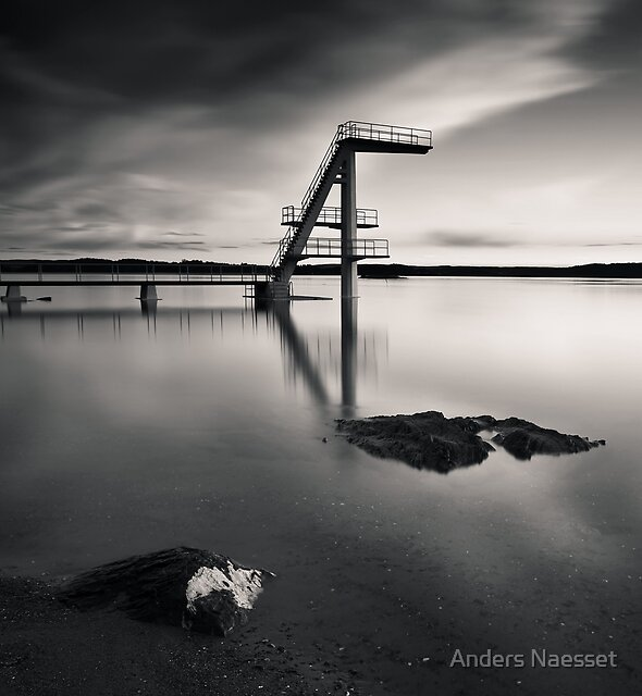 The Peak Hour by Anders Naesset