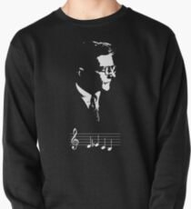 Dmitri Shostakovich DSCH motif musical notes Pullover
