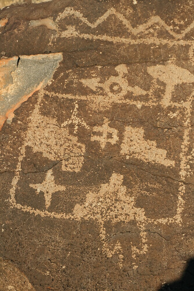 Petroglyph National Monument in Albuquerque, NM by fotoeluver