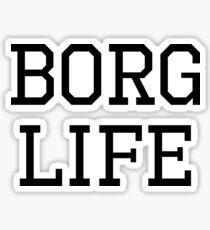 Borg LIfe Varsity Sticker
