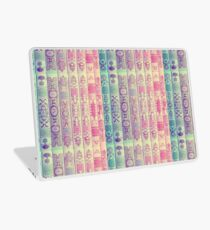 Pattern Books Laptop Skin