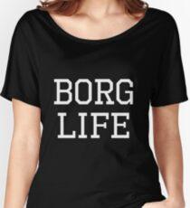Borg Life Varsity ver2 Women's Relaxed Fit T-Shirt