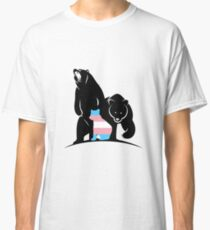 DEFEND TRANS YOUTH  Classic T-Shirt