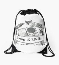 Bering & Wells Drawstring Bag