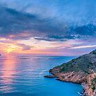 Sunrise at Faro del Albi by Ralph Goldsmith
