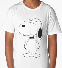 snoopy Long T-Shirt