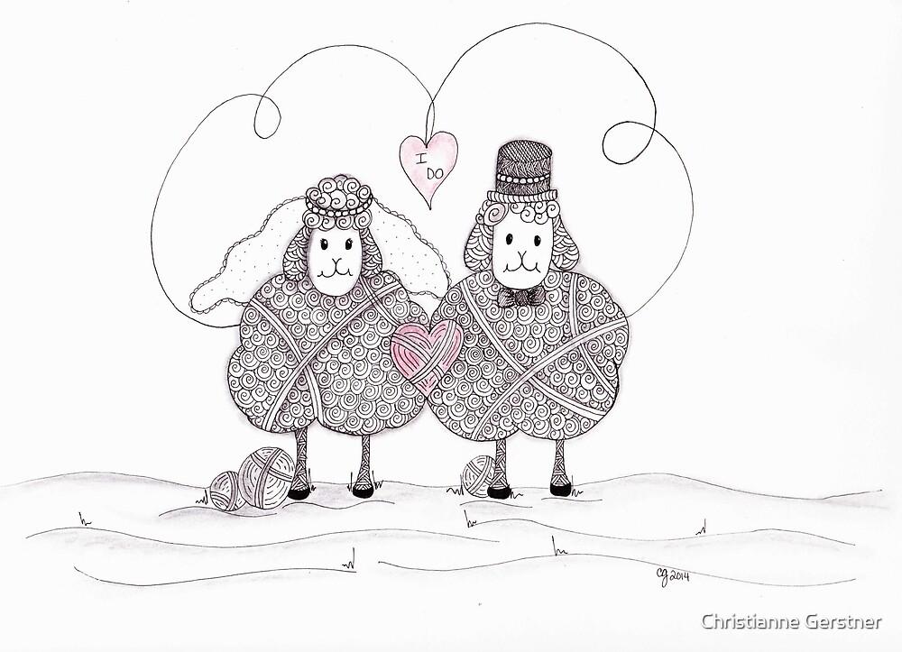 Marry Ewe by Christianne Gerstner