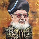 « Rav Ovadya Yosseph ZL » par Daphne-portrait