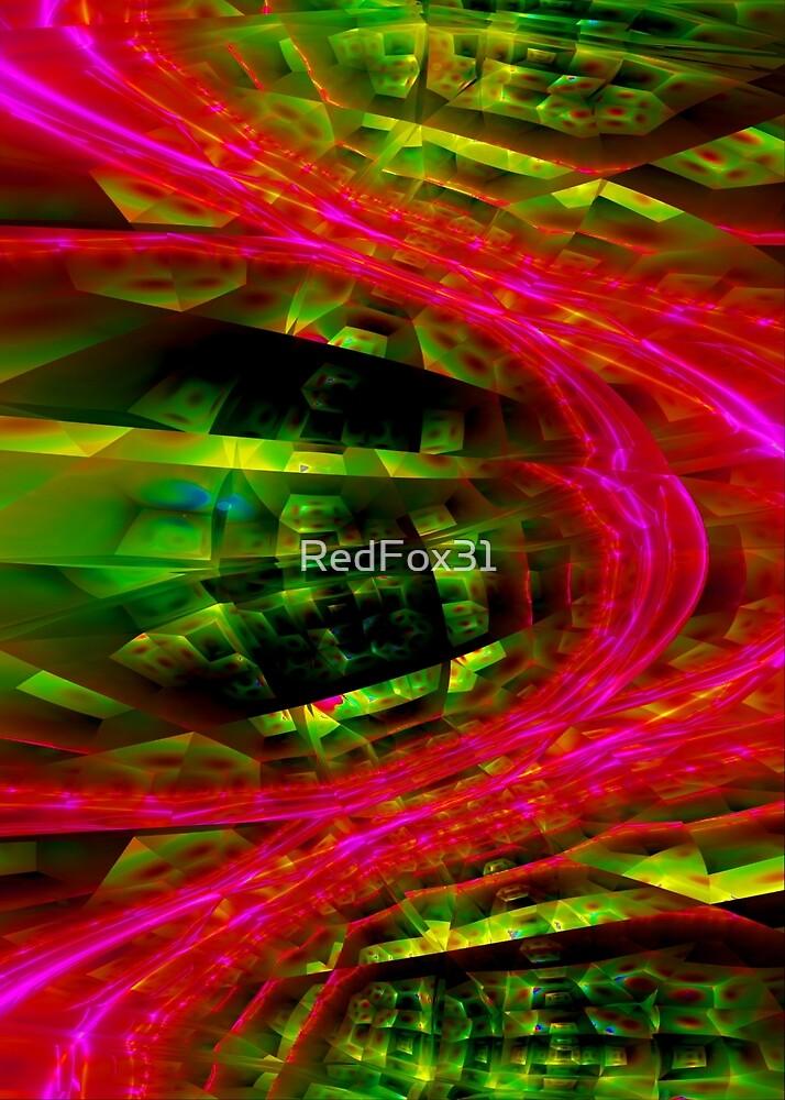 Hyper Dimensions #3 by RedFox31