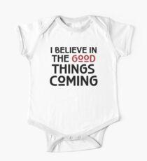 Gute Dinge v1 Baby Body Kurzarm
