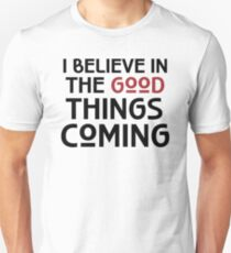 Camiseta unisex Buenas cosas v1