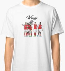 Arsenal - FA Cup Winners 2017 Classic T-Shirt