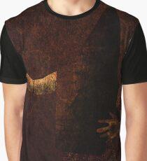Bloody Pyramid Head Graphic T-Shirt