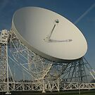 Lovell Telescope at Jodrell Bank 9 by bubblebat