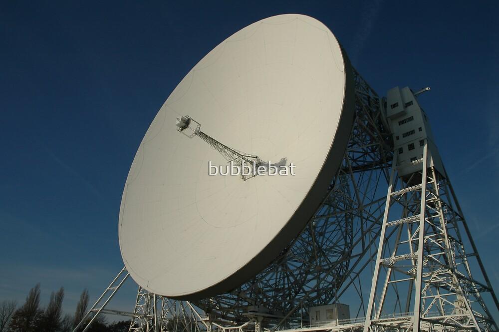 Lovell Telescope at Jodrell Bank 6 by bubblebat