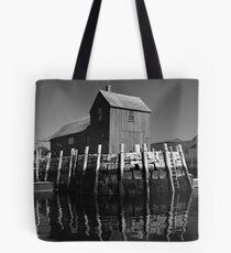 Motif No.1  Rockport  MA Tote Bag