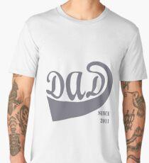Dad since 2011 Men's Premium T-Shirt