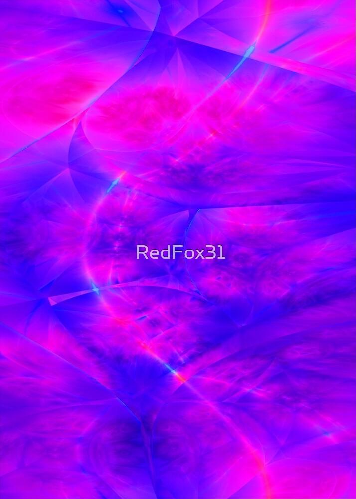 Hyper Dimensions #9 by RedFox31
